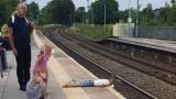 Безопасни ли са британските железници?