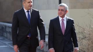 България и Армения работят по транспортен коридор Персийски залив - Черно море