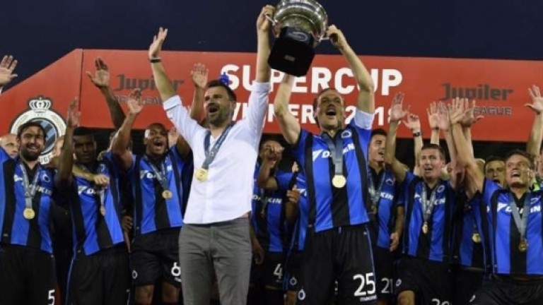 Белгийците се опънаха на УЕФА и не искат да доиграват шампионата
