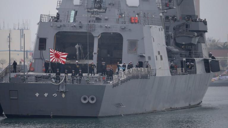 Снимка: САЩ и Япония уверяват, че Китай няма първи да намерят изгубения F-35