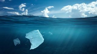 Пластмасовите торбички, които се разграждат в морска вода