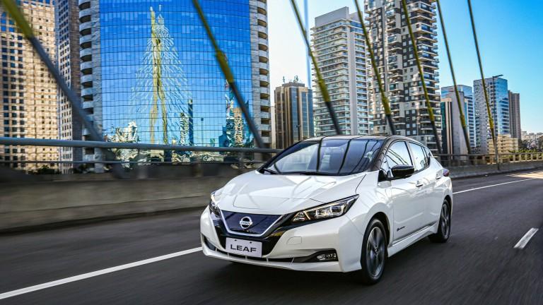 Защо Nissan Leaf е точно като смартфон в джоба