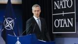 Шефът на НАТО уверен, че САЩ ще продължат да гарантират сигурността на Европа