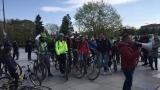 Велосипедисти подкрепиха болните от хемофилия