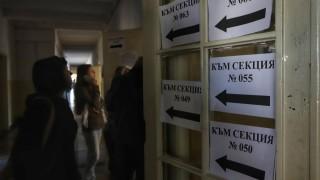 42.85% избирателна активност отчете ЦИК към 17.30 ч.
