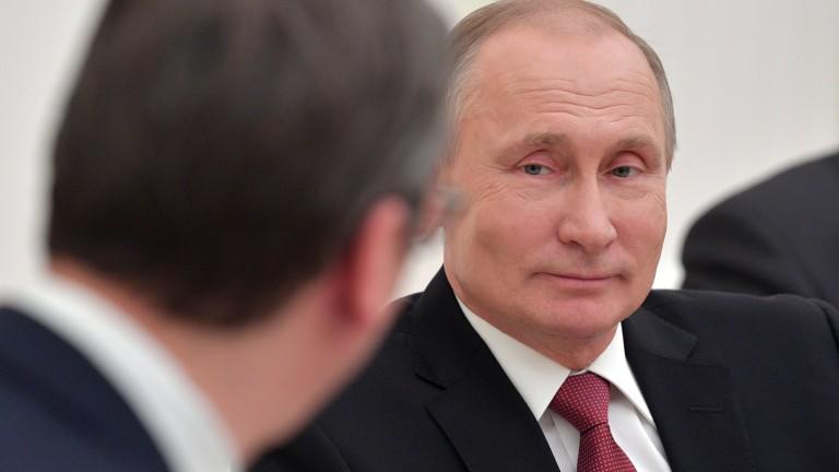 Над 80% от гласуващите руснаци ще подкрепят Путин
