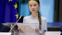 """Грета Тунберг нахока закона за климата на ЕС като """"капитулация"""""""