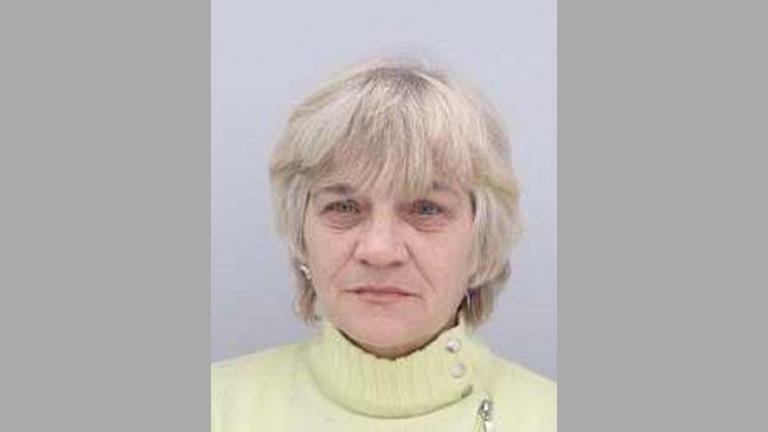Столичната полиция издирва 66-годишна жена