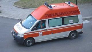 Млад французин прегазен от микробус в центъра на София