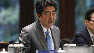 Япония се придържа към плана си за разполагане на сили в Близкия изток