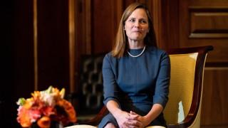 Започва изслушването на Ейми Барет за съдия от Върховния съд на САЩ