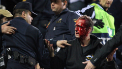 Осем босненски полицаи бяха арестувани след футболно насилие