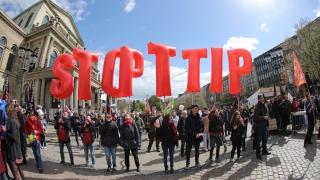 30 000 шестваха в Хановер срещу ТПТИ