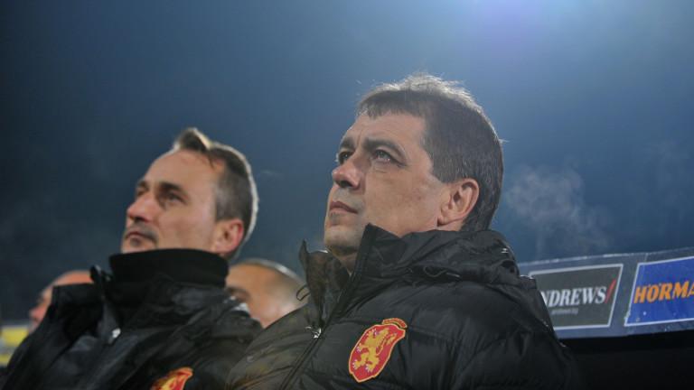 Петър Хубчев ще внесе поне три промени в състава на