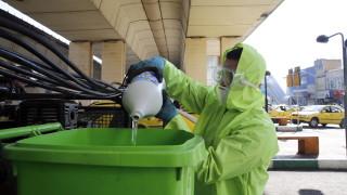 Иран регистрира 1234 нови случая на коронавирус за ден и 17 починали