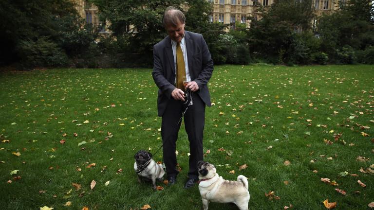 Британски депутат от Консервативната партия на премиера Борис Джонсън беше