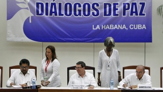 Колумбия и ФАРК стигнаха до историческо споразумение