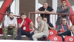 Стойчо Стоилов от ЦСКА: Познавам футболната действителност, не вярвам, че нещата ще се променят