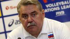 Сергей Шляпников: Когато играете с Бразилия, трябва да се сражавате до края