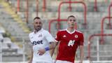 Защитникът на ЦСКА Валентин Антов се присъедини към младежкия национален отбор