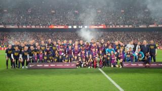 Барселона започва подготовка на 14 юли, ще бъде на турне в Япония