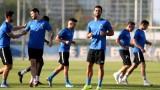 Левски уреди съперник за контрола през паузата - клуб от ОАЕ