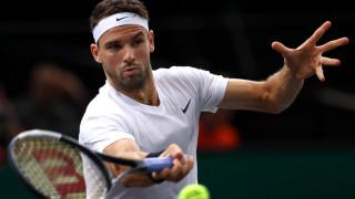 Григор Димитров публикува видео преди първото издание на ATP Cup