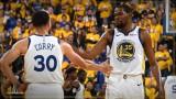 Голдън Стейт и Бостън с победи в плейофите на НБА