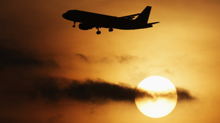 1% от хората в света генерират 50% от всички самолетни емисии