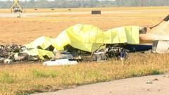 Малък самолет се разби във Флорида