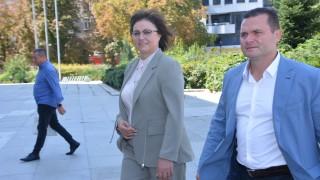 За Нинова е загуба на време да коментира Караянчева