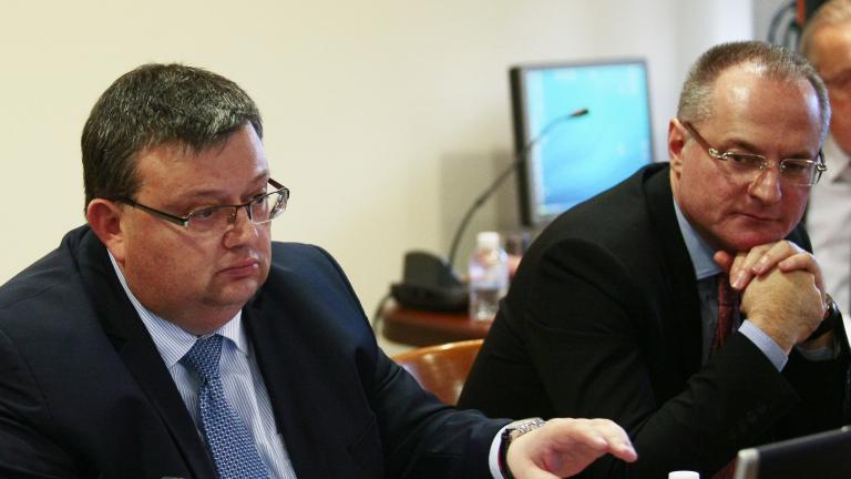 Не правя реклама на Сидеров, разяснява главният прокурор