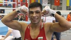 Тайсъна си осигури медал от Европейското във Владикавказ