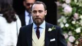 Защо Джеймс Мидълтън пропусна погребението на принц Филип