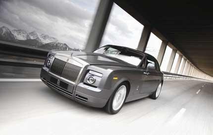 Rolls-Royce официално представи  Phantom Coupe
