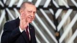 Ердоган: Европа да не игнорира мигрантската криза в Сирия