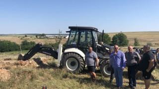 МОСВ откри 100 тона загробени пестициди