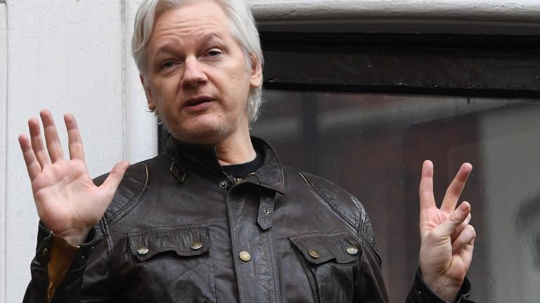 Съдът в Лондон разглежда екстрадирането на Асандж в САЩ