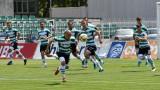 Дунав победи Черно море в първия мач в България след повече от два месеца пауза