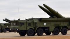 """Русия разполага ракети """"Искандер"""" близо до границата с Украйна"""