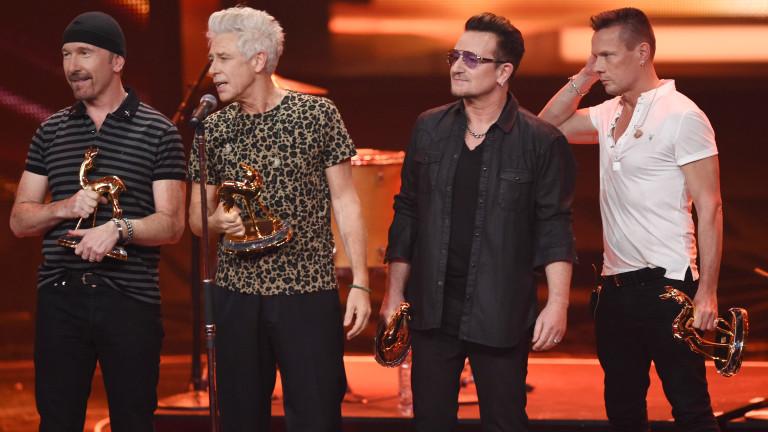 За какво пеят U2 в новия им албум