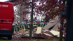 Взрив на газова бутилка в Бургас прати двама души в болница