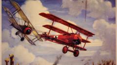 Роланд Гарос и първият въздушен двубой в историята на авиацията