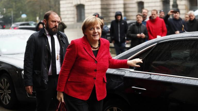 Меркел остава най-влиятелната жена в света