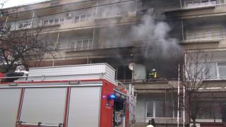 Евакуираха блок в Силистра заради забравен тиган на печка