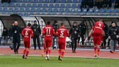 ЦСКА премина с лекота през дунавското си изпитание, Мауридеш отново бележи
