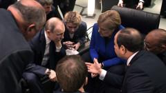 Германия: Меркел се стреми към честен и конструктивен диалог с Русия и Путин