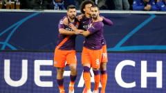 Грешка на съперников бранител дари Ман Сити с важен успех в Шампионската лига