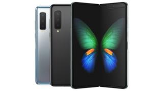 Кога и къде ще се появи първо Samsung Galaxy Fold