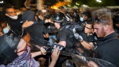 Amnesty призова американската полиция да свали напрежението